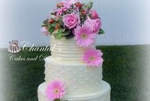 Wedding Cake - Buttercream / Buttercream Wedding Cakes
