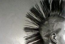 punk / by chrissy hoffmann