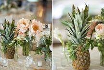 Wedding food / table settings / by Abi Poole