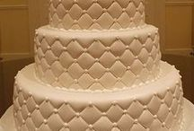 Wedding Cake - Quilted / Quilted Wedding Cakes