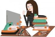 Rédaction web, stratégie de contenu / by Livia Schnegg