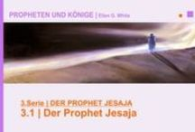 3.DER PROPHET JESAJA | PROPHETEN UND KÖNIGE - Ellen G. White - video / Kein Prophet – abgesehen von Mose - hat so viele schriftliche Aufzeichnungen hinterlassen wie Jesaja. Seine Schriftrolle ist die umfangreichste des Alten Testamentes. In seinen Visionen beschreibt er Bilder zukünftiger Herrlichkeit. Die Könige Judas, die sich von Jesaja beraten ließen, wurden gesegnet.