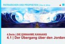 4.DIE EINNAHME KANAANS | PATRIARCHEN UND PROPHETEN - Ellen G. White - video / Josua, der Diener und Nachfolger von Mose, war bereits als einer der 12 Kundschafter aufgefallen, als er gemeinsam mit Kaleb aufgrund der Verheißung Gottes an eine Einnahme Kanaans glaubte , während die klare Mehrheit der Kundschafter sich dagegen aussprach. Er war der Mann, auf dessen Wort die Sonne mehrere Stunden stillstand. Er war der Mann, der mit der Hilfe Gottes ganz Kanaan in kürzester Zeit eroberte. Sein Glaubensmut ist für alle Genrationen glaubensstärkend. Enormes kann bewegt werden..