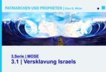 3.MOSE | PATRIARCHEN UND PROPHETEN - Ellen G. White - video / Mose, der Mann Gottes, ein Glaubensmann außergewöhnlichen Formats. Schon bei der Geburt in höchster Todesgefahr, erklimmt er alle irdischen Höhen und sinkt in tiefste Tiefen. 40 Jahre göttlicher Ausbildung in der Wüste prägen Mose und bereiten ihn auf die höchste Aufgabe vor, die je ein Mensch erhalten sollte. Gott beruft ihn dazu, die Israeliten aus der Versklavung in Ägypten herauszuführen. Dieser übermenschliche Auftrag gelingt dank des übernatürlichen Eingreifens des Höchsten des ...