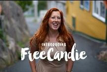 Free Candie / Everything featured on the blog.  / by Free Candie