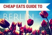 Berlin Living / Everything Berlin, from alternative to food to history. / by Free Candie