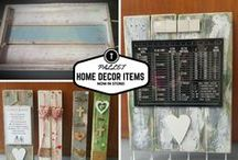 Our Treasures for Sale / What products we have on sale