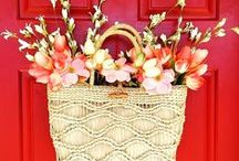Decor Ideas / Interesting decor ideas we have or source. We also share some lovely DIY ideas
