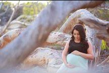 my maternity portfolio / Carolyn V Photography, maternity portraits, maternity portrait pose idea, California Central Coast Portrait Photographer