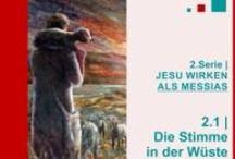 2.JESU WIRKEN ALS MESSIAS (audio) | DAS LEBEN JESU - Ellen G. White / Wunder über Wunder geschehen Tag für Tag, als Jesus sein dreieinhalbjähriges Wirken auf Erden startet. Er fasziniert die Massen und schockt die Führenden. Wir sind dabei, wie er Tausende mit ein paar Broten speist, wie er Naturgewalten stoppt und Kinder auf die Arme nimmt und ihnen Geborgenheit schenkt. Einzigartig ist er, der Sohn Gottes.