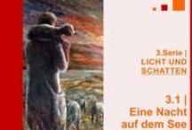 3.LICHT UND SCHATTEN (audio) | DAS LEBEN JESU - Ellen G. White / Je länger Jesu Wirken auf Erden andauert, desto unruhiger wird die Führungsschicht. Das israelitische Volk reagiert begeistert auf die Worte und Taten des Messias. Die Obersten fürchten um ihren Einfluss und beginnen Gegenmaßnahmen zu ergreifen, um die Wirkung des beliebten Predigers einzudämmen.