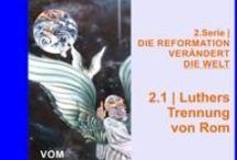2.DIE REFORMATION VERÄNDERT DIE WELT (audio) | VOM SCHATTEN ZUM LICHT - Ellen G. White / Der einst römisch-katholische Mönch Martin Luther fügt dem Papsttum den schwersten Schlag aller Zeiten zu. Luthers eifriges Bibelstudium erleuchtet den Pfad seines evangelischen Werdeganges. Obwohl er mit dem Tode bedroht wird, verteidigt Luther furchtlos die neue Erkenntnis. Die Reformation ist nicht mehr zu stoppen. Wie Luther in Deutschland so wirken Ulrich Zwingli und Johannes Calvin in der Schweiz und tragen das Evangelium in die Welt hinaus.