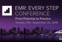 Events / Learn more about the fantastic events OntarioMD has hosted, especially the EMR - Every Step Conference.
