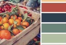 { market hues } / by design seeds