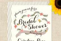 Bridal Shower / by Brie Genovese