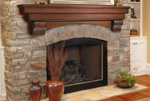 Fireplaces / by Tami Robinson