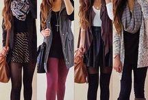 Style / Clothes that I LOVE! :) dream closet! / by Jennifer Wilbur
