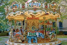 Carousels / by Tami Robinson