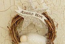 Christmas crafts / by Cynthia Thomas