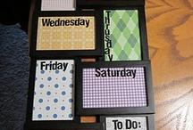 Organization / by Cynthia Thomas