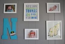 Home: BOYS' ROOM / by Alicia Thomas