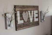 wooden love / by Jessie Callahan