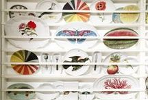 Colorful Interior / Interior design inspo rich in color and details