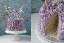 Cake & Cupcake Decorating / decorative dessert ideas  / by Alicia Thomas