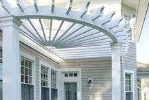Patio Cover Ideas / Ideas for a patio cover