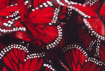 50 Shades of Red / #red / by Gabrielle Ann