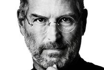 Steve Jobs / by Tetsuya Ito