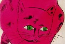Cat Illust / by Tetsuya Ito