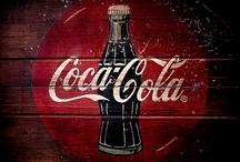 Coca-cola / by Tetsuya Ito