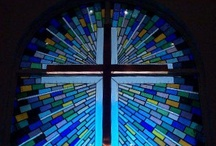 Stained glass / by Tetsuya Ito