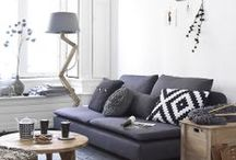 """Home Decor Ideas / Let these ideas inspire you to """"go for it"""" on your next home project!"""