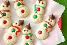 Christmas Eats / by Alicia Thomas