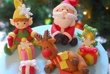 Christmas Cakes / by Tami Robinson