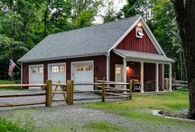 Garages/Sheds / by Tami Robinson