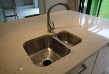 Kitchen and Bathroom Worktop Examples / At The Granite House we have helped many home owners to achieve their dream kitchen or bathroom. This board shows a selection of examples jobs we have completed. To view more images and to read what our customers had to say please visit our testimonials page here www.thegranitehouse.co.uk/testimonials.html