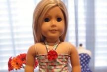American Girl Doll / by Cynthia Thomas