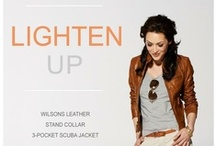 Spring 2013 Catalog  / by Wilsons Leather