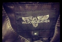Motorcycle Gear / by Wilsons Leather