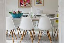 Dining room / by Martine Vigno