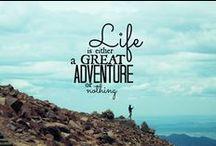 Adventure / by Gabrielle Ann