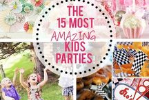 Party Ideas / by Jessica New Fuselier