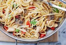 Pasta!! / by Martine Vigno