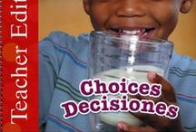 Unit 4-Choices + Extra Self Help/ social skills/ Hygiene Activities / SPLASH into PRE-K Unit 4 relation / by Tiffany Thornton