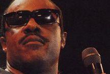 ♫  Stevie Wonder ♫ / (genius) / by Ali Bresnahan
