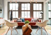 New Office / Office inspiration for a small business  / by Brie Genovese