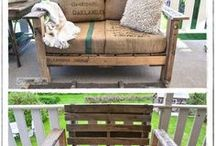 DIY Outdoor Furniture Plans / Building plans for outdoor furniture